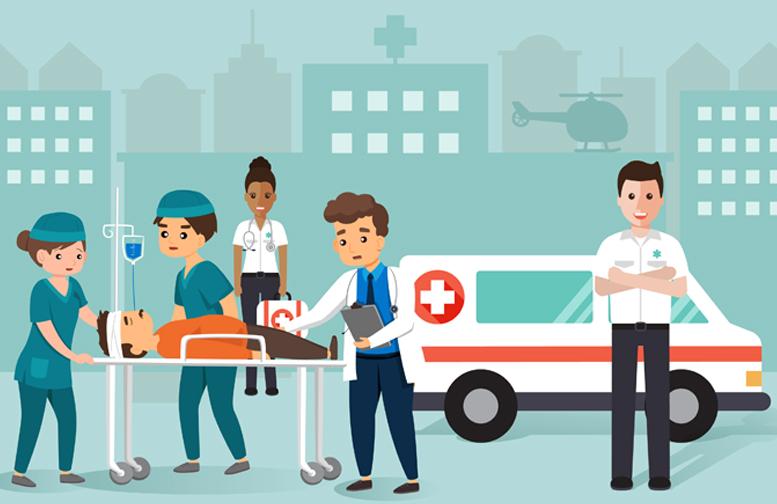 Paramedical Entrance